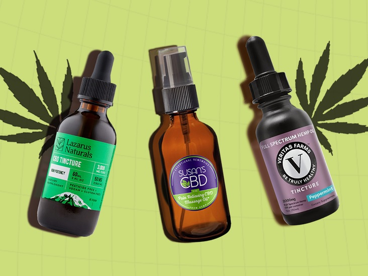 Best CBD Oil Products